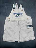 12months fly fishing adventure shorts overalls