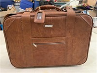 World traveler suitcase