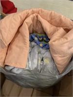Baby lot - diaper bags, car seat covers,