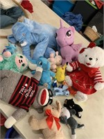 Very nice Stuffed animals