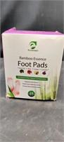 Foot Pads. 24 Bamboo Essence. Amazon