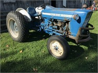 October 25th Tractor, Equipment, Tools & Household Auction