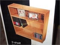 Homestyles 3 Shelf Bookcase