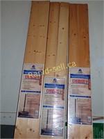 Pine Panelling