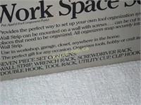 Keep Your Workshop Organized