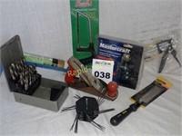 Tools & Attachments