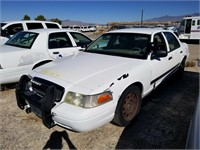 NYE COUNTY VEHICLE AUCTION 10/24/20