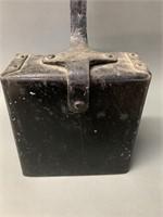 1890 Blacksmith Forged Fireplace Shovel