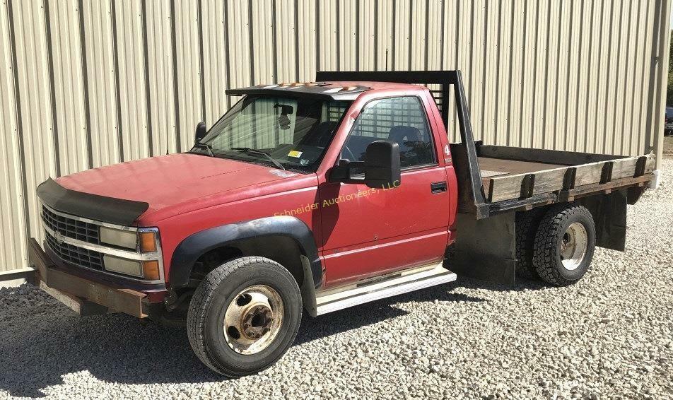 1993 Chevrolet 3500 4x4