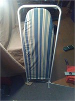 Large folding iron board for back of door.