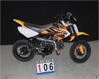 COOLSTER DIRT BIKE, 70 CC-USED