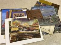 Estate Auction-Auction  Bldg