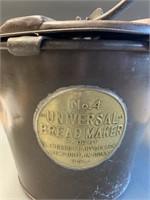 N0 4 Universal Breadmaker