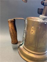 Old Brass Blow Torch