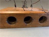 Fantastic Antique Mouse Trap