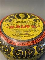 Raleigh's Antiseptic Salve Tin
