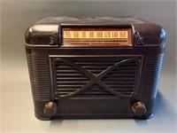 Rare Bakelite Aurora Broadcast Radio