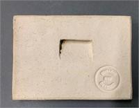 Contemporary Pewabic Pottery Tile
