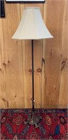 Art Deco Floor Lamp with Shade