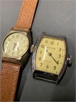 Wristocrat and Ingraham Watches