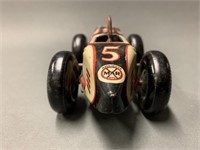 Early Marx Race Car-Wind Up
