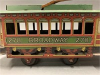 Broadway Street Car