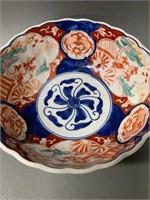 Pair of Old Imari Bowls