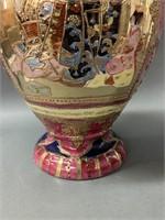 Early Satsuma Urn