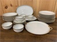 Havilland Limoges Dinnerware Set