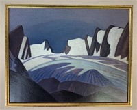 Lawren Harris Master Edition Mount Robson
