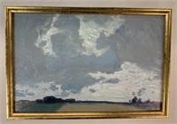 J.E.H. MacDonald Master Edition Cloudy Sky