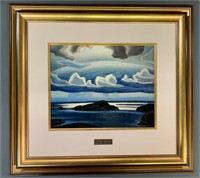 "Lawren Harris Master Edition ""North Shore"""