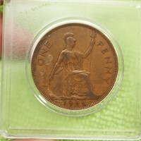 Coins and Collectibles Online Auction