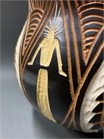 Steve Smith, Talking Earth Pottery Vase