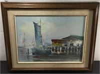 Golden Beacon's Art For Everyone Auction