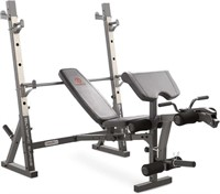 Marcy MD-857 Olympic Integral Weight Bench