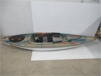 """As Is"" Seated Leisure Kayak - ARGO 100XR Cosmos -"