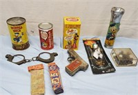 Music, Hunting, Records, S&P Shakers, Electronics