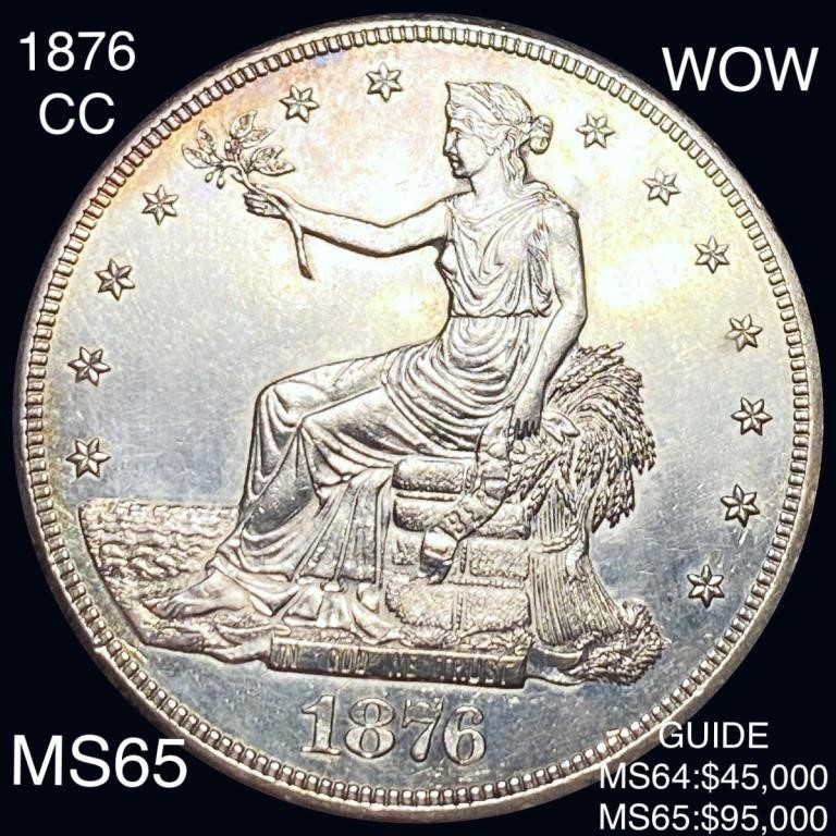 Oct. 31st Sat/Sun TX Oil Tycoon Rare Coin Estate Sale Part 5