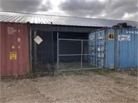 50' X 110' Metal Clad Commercial Building