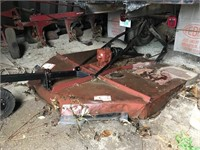 Barn Find Tractors & Equipment Auction