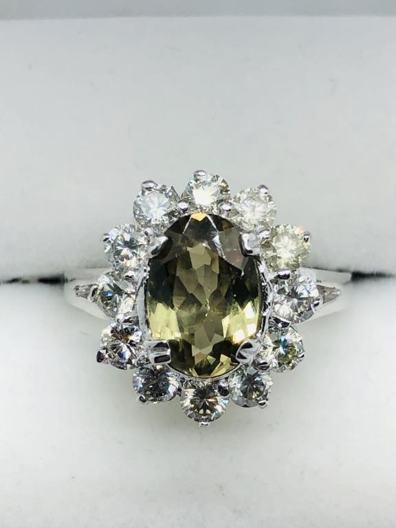 #127: Halloween Sale: Fine Jewelry & Gemstones Auction