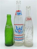 """Pepsi Cola Crate 18.5"""" X12"""" x 4.5"""", (2) Pepsi"""