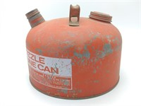 Eagle 2.5 Gal. Gas Can