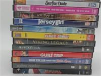 (20) DVDs