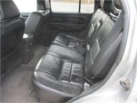 2001 INFINITY QX4 AWD