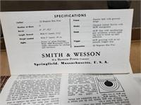 Smith & Wesson Model.48-4 Revolver .22 Mag
