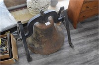 Antique Church Bell  from St. Patricks in Havana