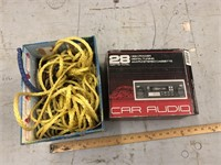 ROPE AND CAR AUDIO