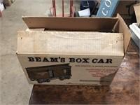 BEAMS BOX CAR